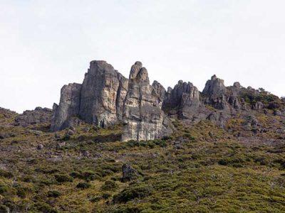 Crestones Cerro Chirripó