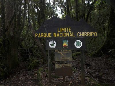National Park Chirripo